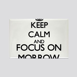 Keep calm and Focus on Morrow Magnets