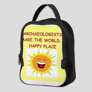 ARCHAEOLOGIST Neoprene Lunch Bag