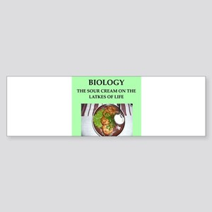 BIO Bumper Sticker