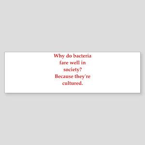 biology2 Bumper Sticker