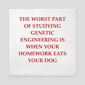 GENETICS Queen Duvet