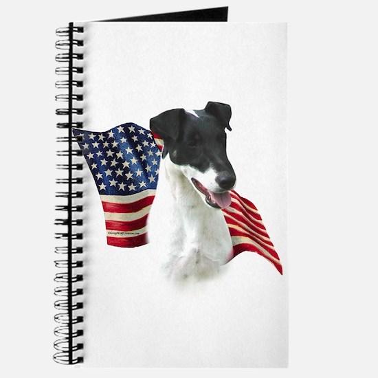 Smooth Fox Flag Journal