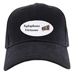Xylophone Virtuoso Black Cap