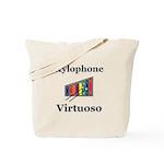 Xylophone Virtuoso Tote Bag
