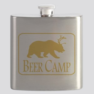 Beer Camp Flask