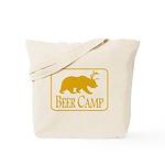 Beer Camp Tote Bag