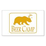 Beer Camp Sticker