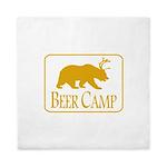 Beer Camp Queen Duvet