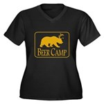 Beer Camp Plus Size T-Shirt