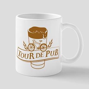 Tour de Pub Mug