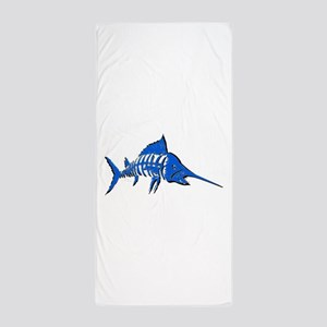 MARLIN SIGHTING Beach Towel