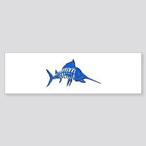 MARLIN SIGHTING Bumper Sticker