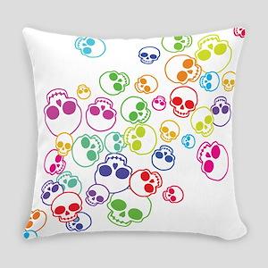 sugar-skulls-jumble_tee Master Pillow