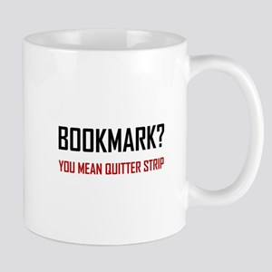 Bookmark Quitter Strip Mugs