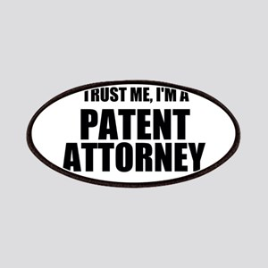 Trust Me, I'm A Patent Attorney Patches