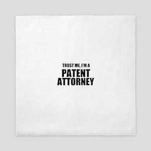Trust Me, I'm A Patent Attorney Queen Duvet