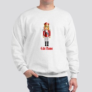 Customizable Nutcracker Sweatshirt
