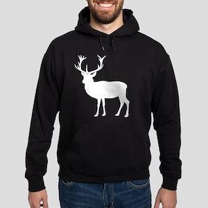 White Stag Hoodie (dark)