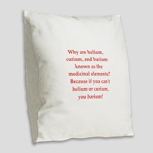 29 Burlap Throw Pillow