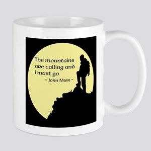 Mountains Calling Mugs