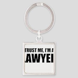 Trust Me, I'm A Lawyer Keychains