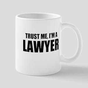 Trust Me, I'm A Lawyer Mugs