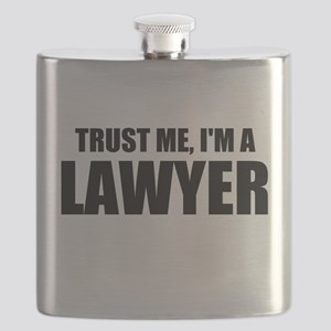 Trust Me, I'm A Lawyer Flask