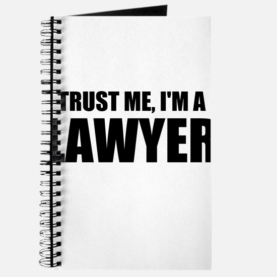 Trust Me, I'm A Lawyer Journal