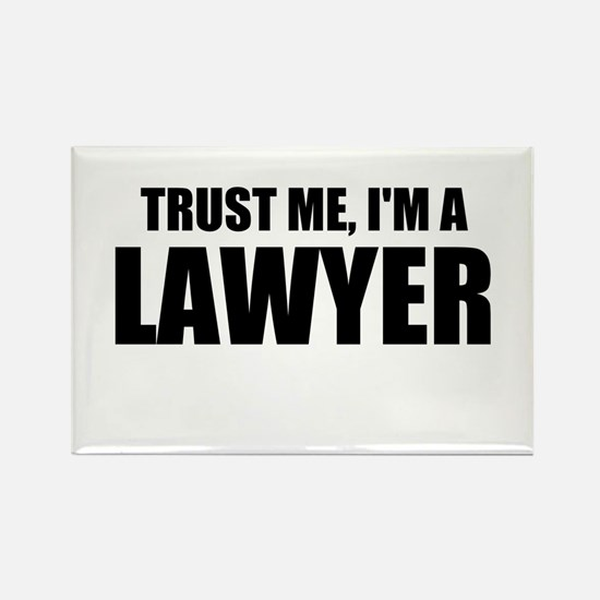 Trust Me, I'm A Lawyer Magnets