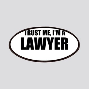 Trust Me, I'm A Lawyer Patches