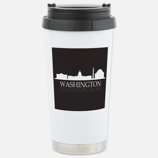 skyline washington Mugs