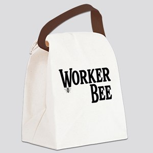 workerbee Canvas Lunch Bag