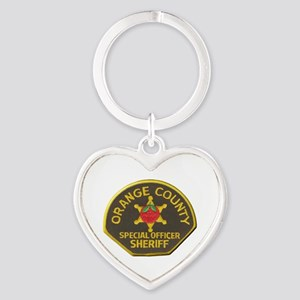 Orange County Sheriff Special Officer Keychains