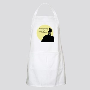Mountains Calling Apron