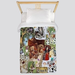 Wonderland Twin Duvet
