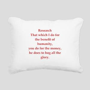 36 Rectangular Canvas Pillow