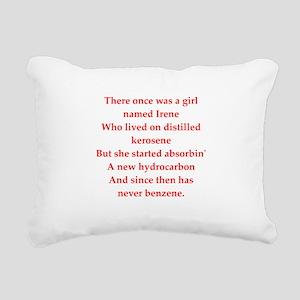 31 Rectangular Canvas Pillow