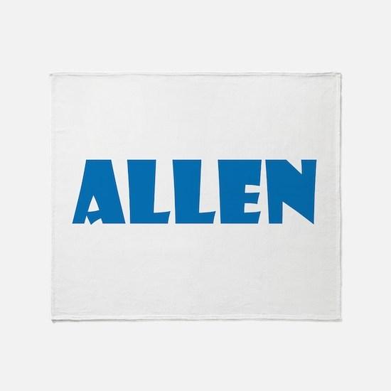 Allen Throw Blanket