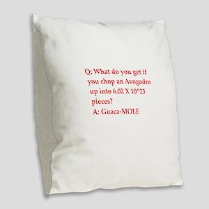 24 Burlap Throw Pillow
