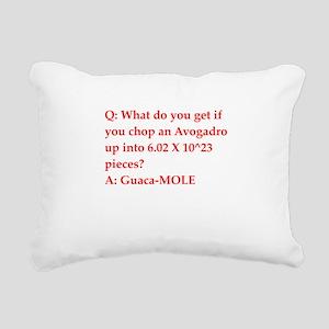 24 Rectangular Canvas Pillow