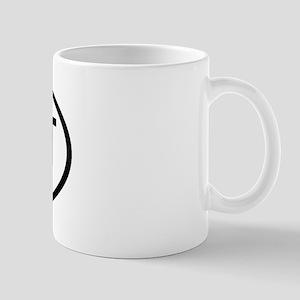 DOJ Oval Mug
