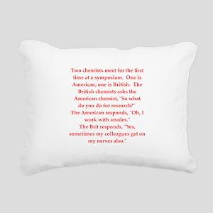 18 Rectangular Canvas Pillow