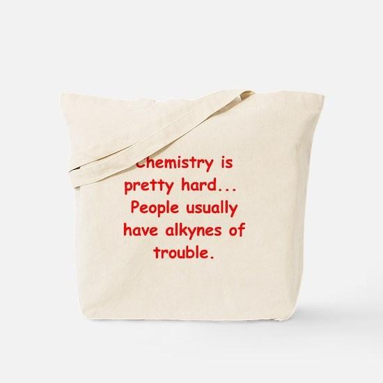 XHEMISTRY3 Tote Bag