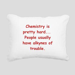 XHEMISTRY3 Rectangular Canvas Pillow