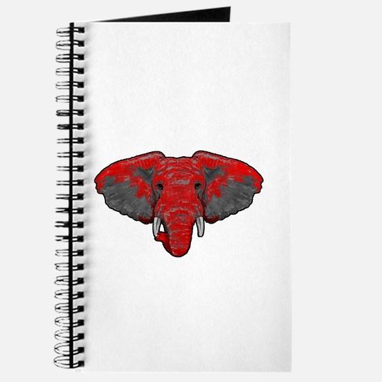 Crimson Takes Over Journal