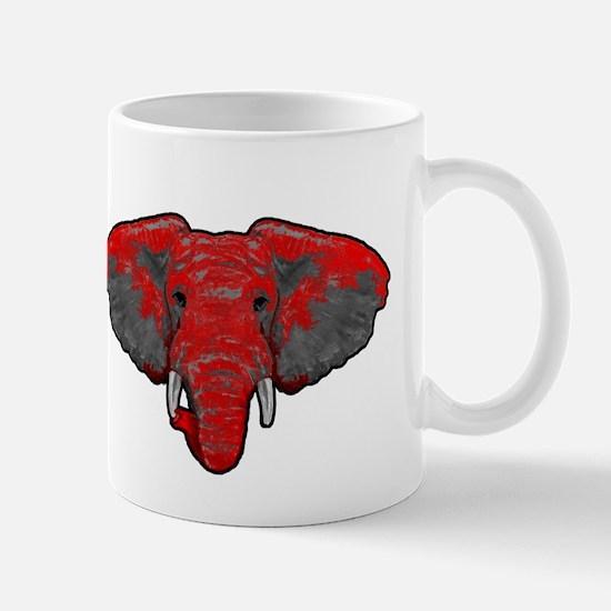 Crimson Takes Over Mugs