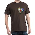 Ferret Bulbs Dark T-Shirt