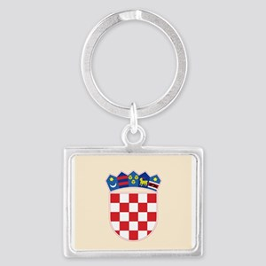 00-but-crest Keychains