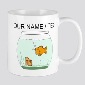 Custom Goldfish Bowl Mugs