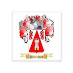Henrichsen Square Sticker 3
